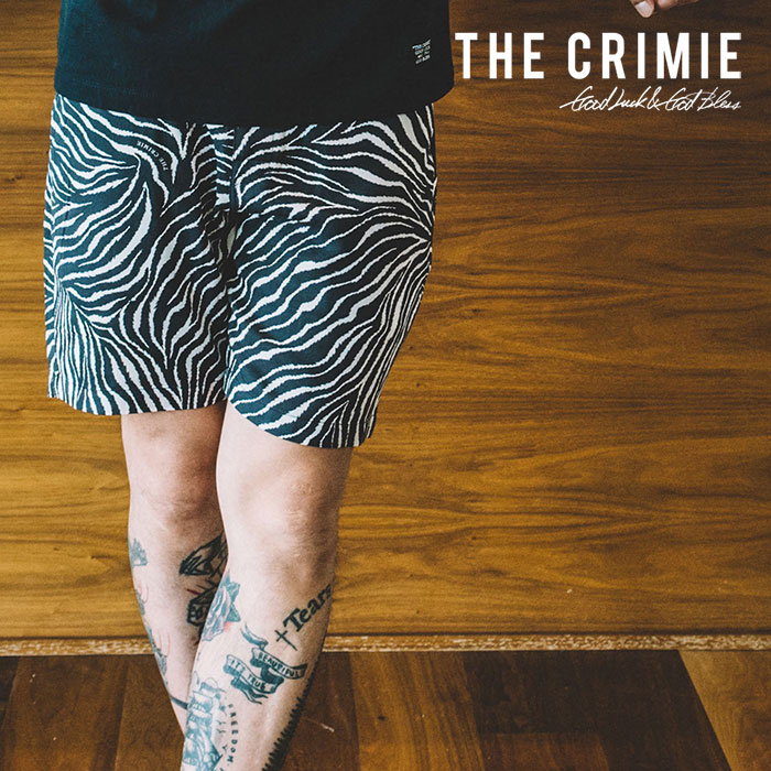 【SALE30%OFF】 CRIMIE(クライミー) ROY TIGER ALOHA SHORTS 【2019SPRING/SUMMER新作】【送料無料】 【C1K1-PT05】【アロハ シ