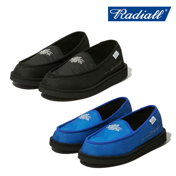 RADIALL(ラディアル) WEST COAST - LOAFERS 【ローファー】【SUICOKE スイコック】【2021 SPRING&SUMMER COLLECTION】【RAD-21SS-J
