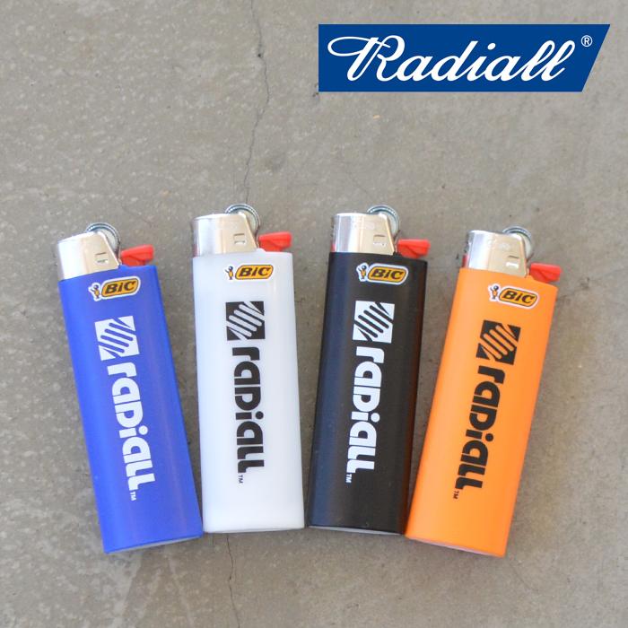 RADIALL ラディアル   COIL BIC LIGHTER (ビックライター)  BICライター  RADIALL ラディアル ライター 【rad-bic002】