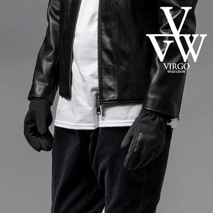VIRGO ヴァルゴ バルゴ EXTREME GLOVES 【手袋 グローブ】【VG-GD-641】【2020AUTUMN&WINTER新作】【VIRGOwearworks】