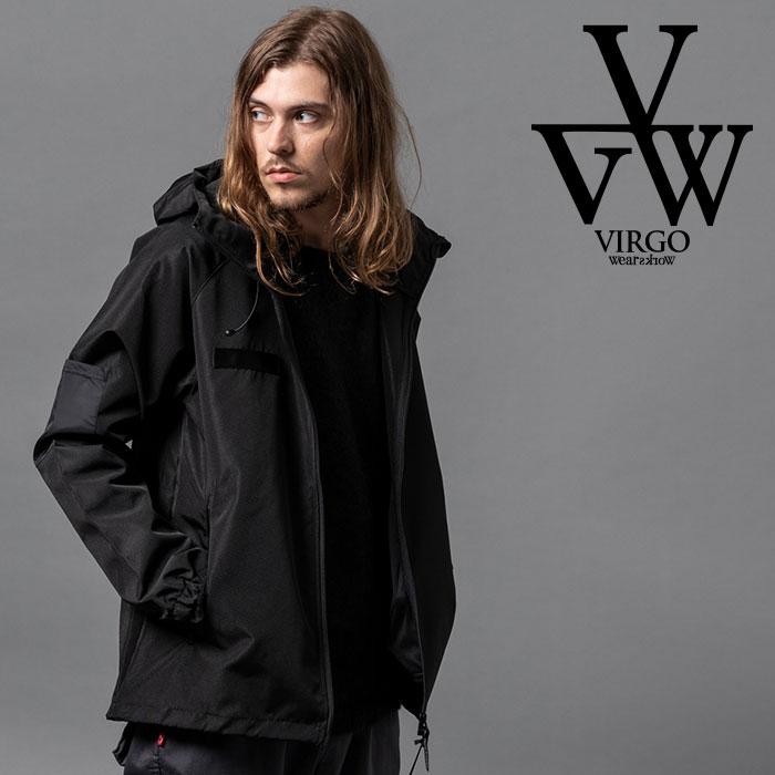 VIRGO ヴァルゴ バルゴ TRAFFIC GLOW MOUNTAIN PARKA 【マウンテンパーカー】【VG-JKT-325】【2020AUTUMN&WINTER新作】【VIRGOwear