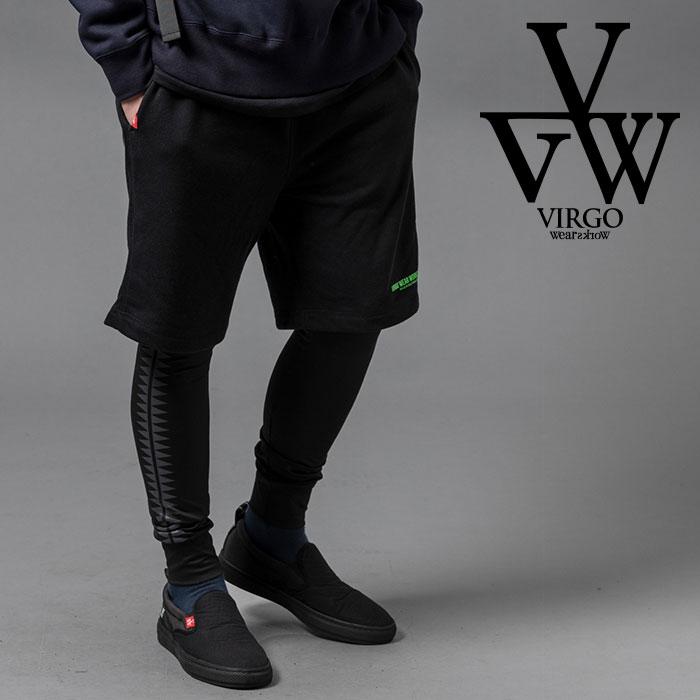 VIRGO ヴァルゴ バルゴ ACTIVE SWT SHORTS 【ショートパンツ】【VG-PT-339】【2020AUTUMN&WINTER先行予約】【キャンセル不可】【VI