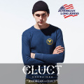 CLUCT(クラクト) JEMORGAN × CLUCT 【2018SPRING新作】 【即発送可能】 【CLUCT サーマル】 【#02643】