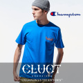 【SALE】 CLUCT(クラクト) CHAMPION S/S TEE JOYTOWN 【2018SPRING新作】 【即発送可能】 【CLUCT Tシャツ】 【#02685】