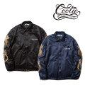 COOTIE(クーティー) Souvenir Jacket(BLACK)