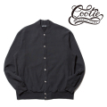 COOTIE(クーティー)Reverse Weave Snap Sweatshirt(BLACK)
