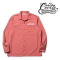 COOTIE(クーティー) T/C Work Shirt (PINK)