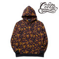 COOTIE(クーティー) Flames Pullover Parka(HotFlames)