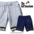 SOFTMACHINE(ソフトマシーン) FLOWER ROAD SHORTS(PILE SHORTS PANTS) 【2018SUMMER VACATION先行予約】 【送料無料】【キャンセ