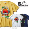 SOFTMACHINE(ソフトマシーン) SIRENAS-T(T-SHIRTS) 【2018SUMMER VACATION先行予約】 【キャンセル不可】 【SOFTMACHINE Tシャツ