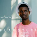 "【SALE 40%OFF】F-LAGSTUF-F(フラグスタフ) BUCKET HAT ""TUFF"" 【2016 SPRING/SUMMER COLLECTION】 【F-LAGSTUF-F】 【フラグス"
