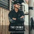 CRIMIE(クライミー) DRAGON COACH JACKET 【2018SPRING/SUMMER新作】 【送料無料】【即発送可能】 【C1H1-JK24】 【CRIMIE アウ