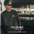 CRIMIE(クライミー) ARMY CREW NECK SWEAT PARKA 【2018SPRING/SUMMER先行予約】 【送料無料】【キャンセル不可】 【C1H1-SW05】