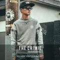 CRIMIE(クライミー) CLASSIC VINTAGE SWEAT 【2018SPRING/SUMMER新作】 【送料無料】【即発送可能】 【C1H1-SW07】 【CRIMIE パ