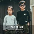 CRIMIE(クライミー) KIDS BOX LOGO SWEAT 【2018SPRING/SUMMER先行予約】 【キャンセル不可】 【C1H1-SWK1】 【CRIMIE キッズ】