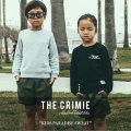 CRIMIE(クライミー) KIDS PARADISE SWEAT 【2018SPRING/SUMMER先行予約】 【キャンセル不可】 【C1H1-SWK2】 【CRIMIE キッズ】