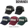 ZEPHYREN(ゼファレン) MESH CAP -BEYOND- 【2018SUMMER先行予約】 【キャンセル不可】 【Z16US03】