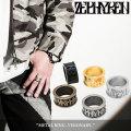 ZEPHYREN(ゼファレン) METAL RING -VISIONARY-  【2018 SUMMER先行予約】 【キャンセル不可】 【Z16UW05】