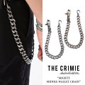 CRIMIE(クライミー) MIGHTY MIDDLE WALLET CHAIN 【2018 SUMMER先行予約】 【送料無料】【キャンセル不可】 【CRIMIE ウォレット