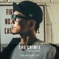 CRIMIE(クライミー) THE MILITARY CAP 【2018 A/W先行予約】 【キャンセル不可】 【C1H5-CXCP-AM01】