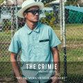 CRIMIE(クライミー) NEEDEL WORK SHORT SLEEVE SHIRT 【2018 SUMMER先行予約】 【送料無料】【キャンセル不可】 【C1H3-SH05】
