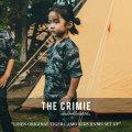 CRIMIE(クライミー) LINEN ORIGINAL TIGER CAMO KIDS JINBEI SET UP 【2018 SUMMER先行予約】 【送料無料】【キャンセル不可】