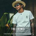 CRIMIE(クライミー) ONE POINT CREW NECK SHORT SLEEVE T-SHIRT 【2018 SUMMER先行予約】 【キャンセル不可】 【C1H3-TE12】
