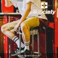 SUBCIETY(サブサエティ) WORK SHORTS-PAISLEY-  【2018SUMMER先行予約】 【送料無料】【キャンセル不可】 【106-02281】