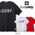 SUBCIETY(サブサエティ) SUBY S/S 【2018SUMMER先行予約】 【キャンセル不可】 【106-40271】