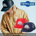 TOYPLANE(トイプレーン) TRICK STAR MESH CAP 【2018SPRING/SUMMER先行予約】 【キャンセル不可】 【TOYPLANE キャップ】 【TP1
