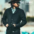 CRIMIE(クライミー) MELTON COVER ALL JACKET 【2018AUTUMN/WINTER先行予約】 【キャンセル不可】【C1H5-JK12】