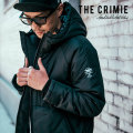 CRIMIE(クライミー) WATER RESISTANT HOOD JACKET 【2018AUTUMN/WINTER先行予約】 【キャンセル不可】【C1H5-JK16】