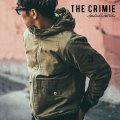 CRIMIE(クライミー) BACK SATIN HOODED PARKA 【2018AUTUMN/WINTER先行予約】 【キャンセル不可】【C1H5-JK22】