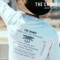 CRIMIE(クライミー) EAGLE LOGO LONG T SHIRT 【2018AUTUMN/WINTER先行予約】 【キャンセル不可】【C1H5-TE02】