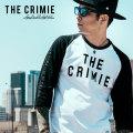 CRIMIE(クライミー) LOGO RAGLAN T SHIRT 【2018AUTUMN/WINTER先行予約】 【キャンセル不可】【C1H5-TE04】