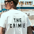 CRIMIE(クライミー) LOGO V NECK POCKET T SHIRT 【2018AUTUMN/WINTER先行予約】 【キャンセル不可】【C1H5-TE05】