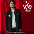 VIRGO(ヴァルゴ) VIRGERS SOUVENIR LONG JKT 【2018SPRING/SUMMER 1st collection新作】 【送料無料】【即発送可能】 【VG-JKT-1