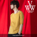 VIRGO(ヴァルゴ) PREFERENCE HALF 【2018SPRING/SUMMER 1st collection新作】 【送料無料】【即発送可能】 【VG-CUT-356】