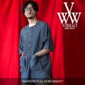 VIRGO(ヴァルゴ) MATSURI PULL OVER SHIRTS 【2018SPRING/SUMMER 1st collection先行予約】 【送料無料】【キャンセル不可】 【V