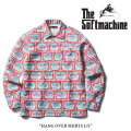 SOFTMACHINE(ソフトマシーン) HANG OVER SHIRTS L/S(L/S SHIRTS) 【2017SUMMER VACATION 新作】 【即発送可能】【送料無料】 【S
