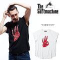 【SALE40%OFF】 SOFTMACHINE(ソフトマシーン) TARGET N/S(N/S T-SHIRTS) 【SOFTMACHINE Tシャツ】 【即発送可能】