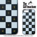 SOFTMACHINE(ソフトマシーン) CHESSBOARD iPhone CASE(iPhone 7&8 Plus CASE) 【2018SPRING/SUMMER先行予約】 【キャンセル不可】