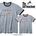 SOFTMACHINE(ソフトマシーン) SABER TIGER-T(T-SHIRTS) 【2018SPRING/SUMMER先行予約】 【キャンセル不可】【送料無料】 【SOFTM