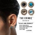 CRIMIE(クライミー) SILVER×10K PIERCE 【2018SPRING/SUMMER先行予約】 【送料無料】【キャンセル不可】 【C1H1-CXAG-GP02】【C1