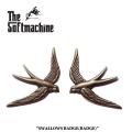SOFTMACHINE(ソフトマシーン) SWALLOWS BADGE(BADGE SET) 【2018SUMMER VACATION先行予約】【キャンセル不可】 【SOFTMACHINE(ソ