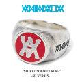 ANIMALIA(アニマリア) Secret Society Ring-SILVER925 【2018SPRING先行予約】 【送料無料】【キャンセル不可】 【THE CHERRY CO