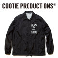 COOTIE(クーティー)Coach Jacket (BLACK MASK) 【CTE-18S207】