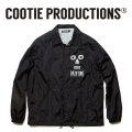 COOTIE(クーティー)Coach Jacket (BLACK MASK) 【CTE-18S207】