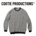 COOTIE(クーティー)Crazy Checkered Crewneck Sweater 【CTE-18S305】