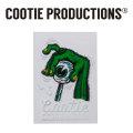 COOTIE(クーティー)Sticker (SHIFT KNOB) 【CTE-18S531】
